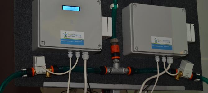 Prezentaija Smart Watering sistema na Web West Weekend konferenciji.