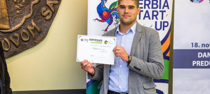 Smart Watering pobednik Future Agro Challenge Srbija 2016.